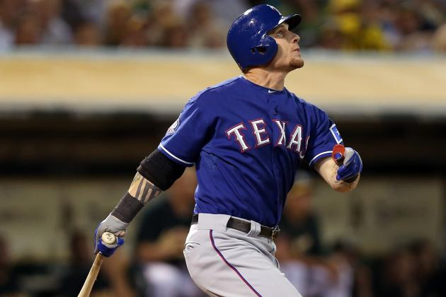 Rangers' Josh Hamilton Will Land Five-Year, $115 Million Deal