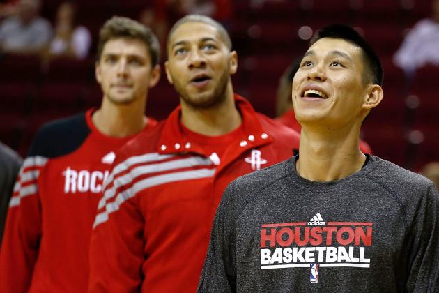 Lin Bloodied, but Rockets' Self-Inflicted Damage Hurt More