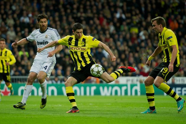 UEFA Champions League: Why Borussia Dortmund Should Be Favorites
