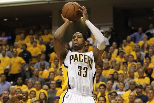 With Danny Granger out Three Months, Pacers Will Have to Regroup