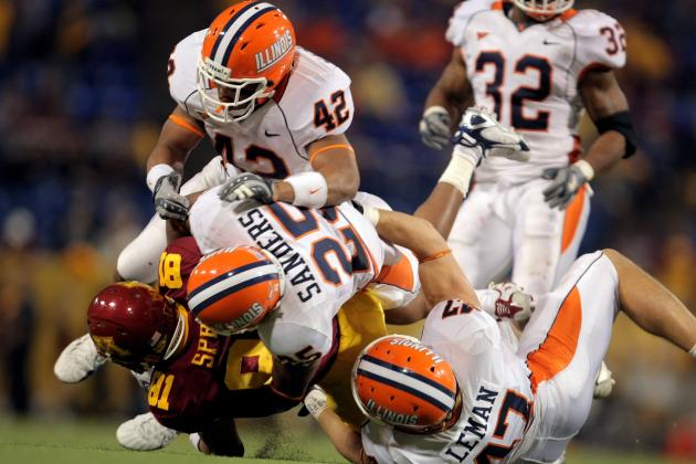 Minnesota Golden Gophers at Illinois Fighting Illini: Preview, Prediction,