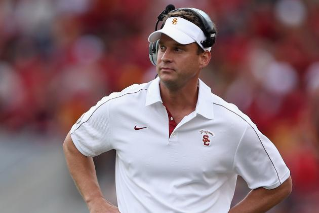 How Many Controversies Before Lane Kiffin Lands on Hot Seat at USC?