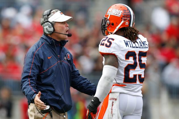 Illinois Football Insists It Still Has Much to Play for This Season