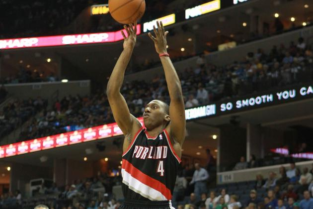 Blazers Getting Little from Reserves