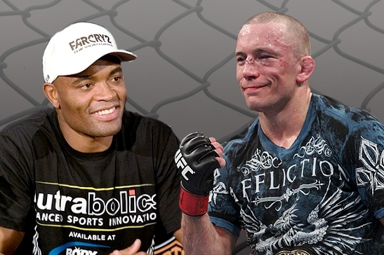 If GSP Wins at 154, Silva Will Likely Step into the Octagon to Challenge Him