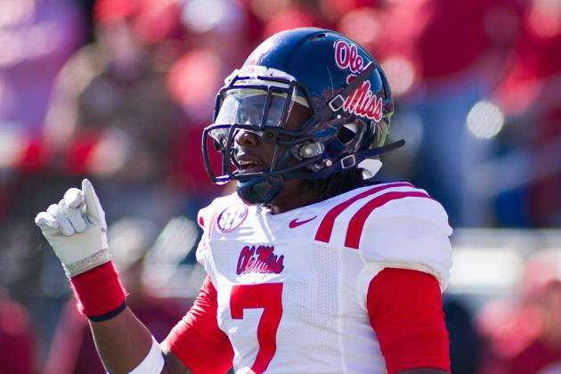 Injured Ole Miss Players Return to Practice