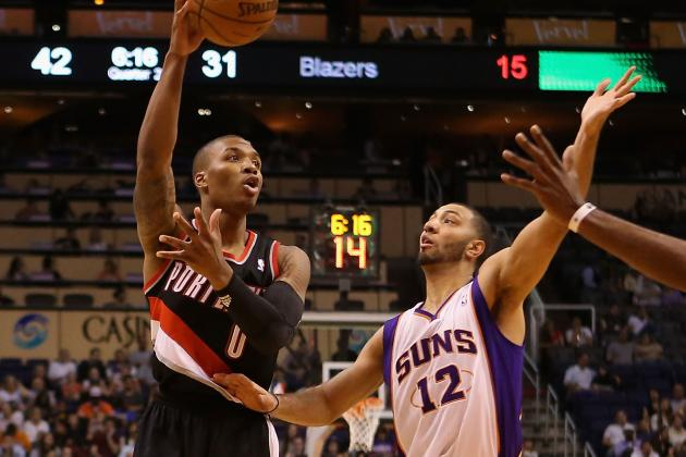 Trail Blazers Find a Scorer and Passer in One Package