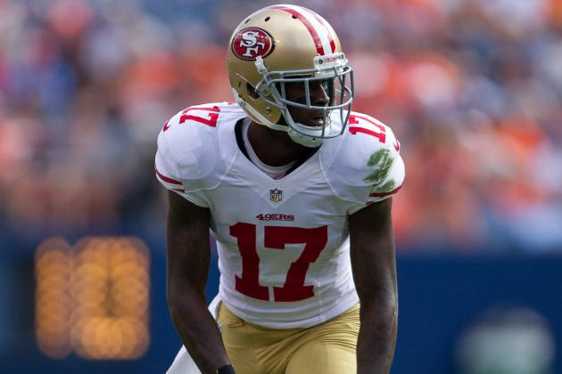 San Francisco 49ers: Where Is the 2012 Draft Class? Plus More NFC West News