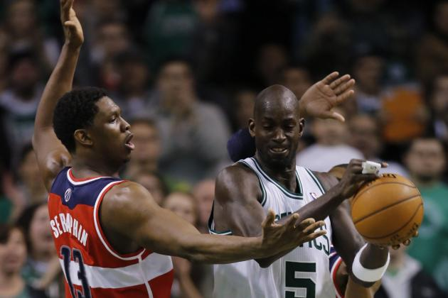 Encouraging Developments for Wizards in Loss to Boston
