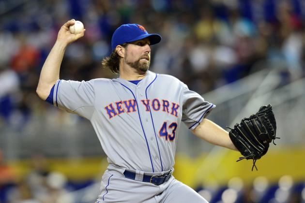 R.A. Dickey Convinced His Future with the Mets Would Be a Bright One