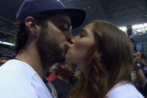Reigning MVP Ryan Braun Reportedly Engaged to Lovely Larisa Fraser