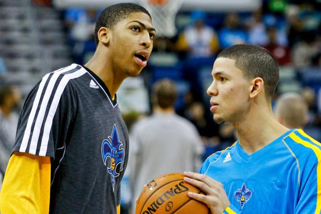 Hornets Play Philadelphia 76ers Without Rookies Anthony Davis and Austin Rivers