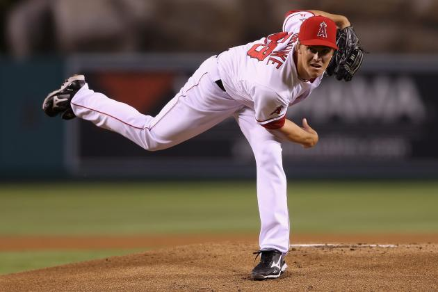 Angels Assess Cost-Benefits of Zack Greinke