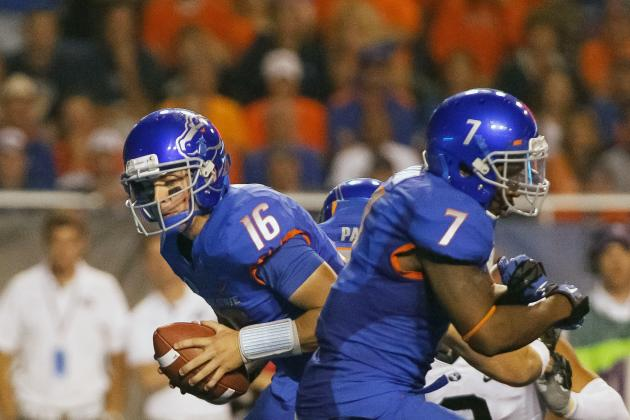 Difficult Season for Hawaii Continues as Warriors Play Host to 7-2 Boise State