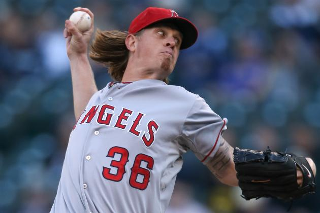 Starting Pitching Remains Top Priority for Angels