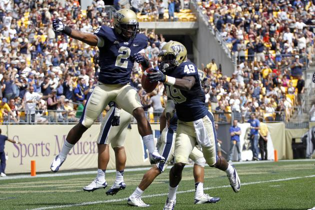 Defensive Backs Providing Hope for Pitt Football Team's Future