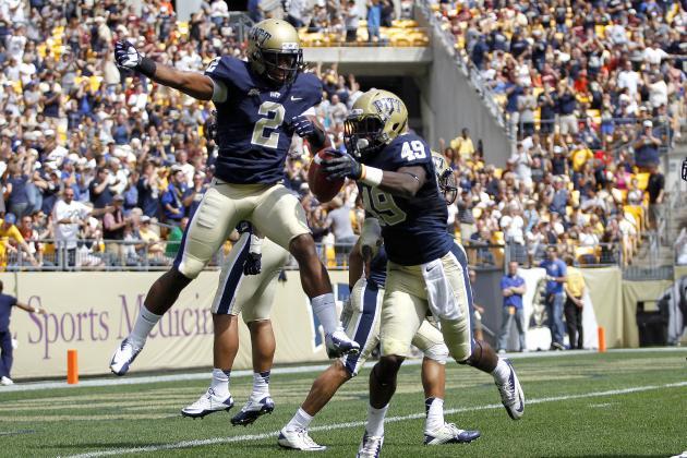 Defensive Backs Providing Hope for Pitt Football Team's Future