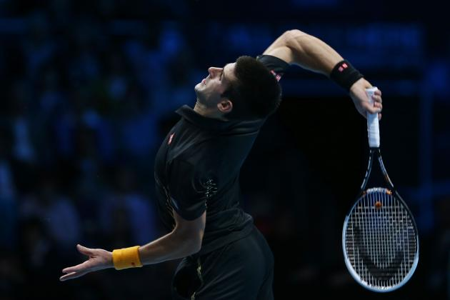 Novak Djokovic: ATP World Tour Finals Title Would Be Perfect End to Great Season