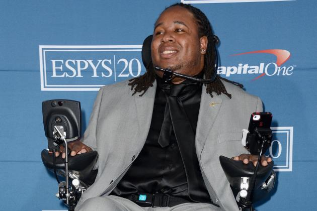 Eric LeGrand to Take in Rutgers-Army