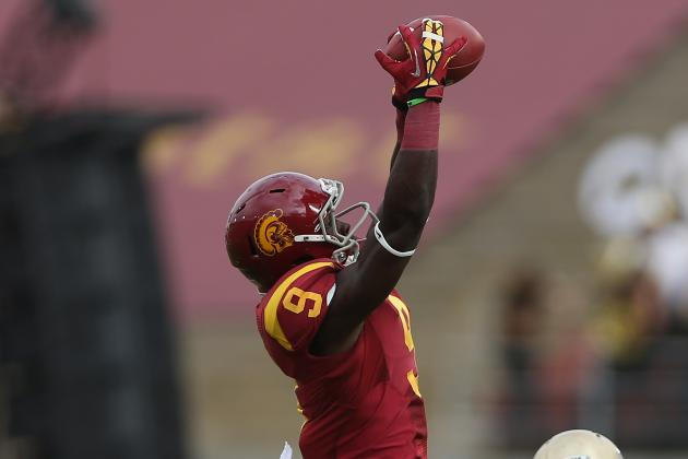 USC Wide Receiver Marqise Lee Might Play a Little Defense This Week