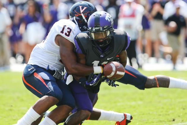 Timing Right for Virginia Cavaliers' Romero