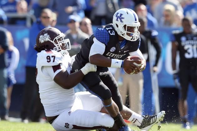 Mississippi State Defense Aims for More TFLs