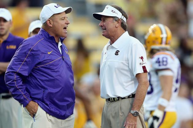 Debate: Which SEC Coach Would You Most Like to Play For?