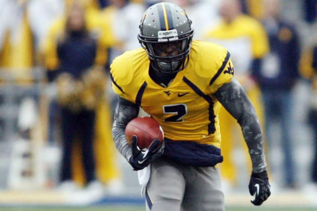 WVU Announces WR Copeland Has Left Team