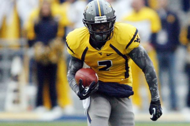 WVU Announces WR Copeland to Leave Program