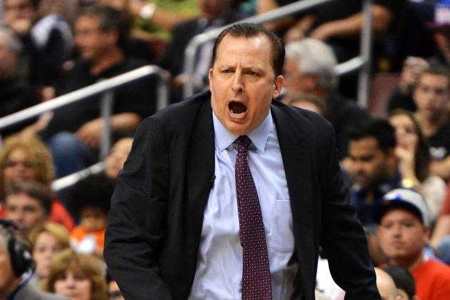Thibs Wants 'Championship Level' Mindset