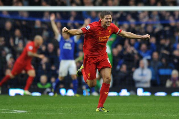 Liverpool Legend Steven Gerrard Needs to Keep Quiet and Lead Struggling Reds