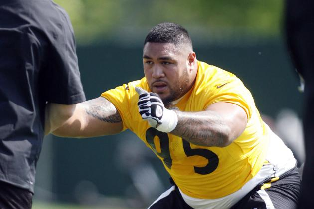 Steelers' Ta'amu Apologizes for Recent Arrest