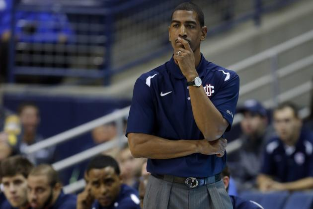 Kevin Duffy: Ollie's Catchphrases Help Preview UConn Men