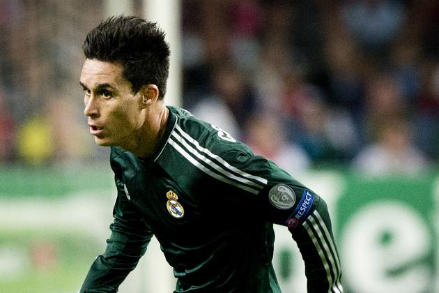 Callejon Backs Real Madrid Youth System