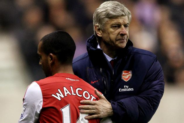 'My Desire Is to Keep Theo': Wenger Wants Walcott at Arsenal