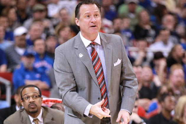 Mark Gottfried, No. 6 Wolfpack Ready to Get Ball Rolling