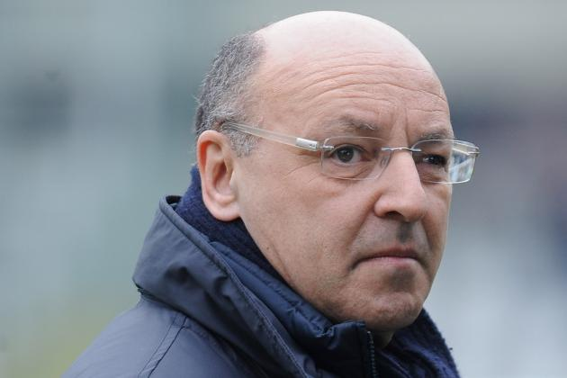 Marotta: Juventus Cannot Afford 'Big Name' Players