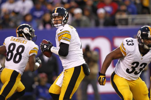 Pittsburgh Steelers Progress Report: Where Things Stand Headed into Week 10