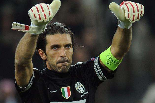 Buffon: Juventus' Destiny Remains in Own Hands