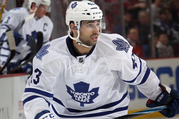 NHL Trade Speculation: What Will It Take to Get Nazem Kadri from the Maple Leafs