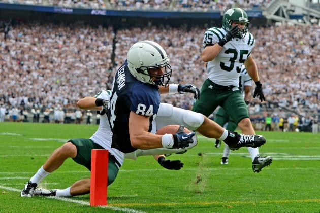 Blackshirts Need to Focus on Tight Ends to Stop Penn State