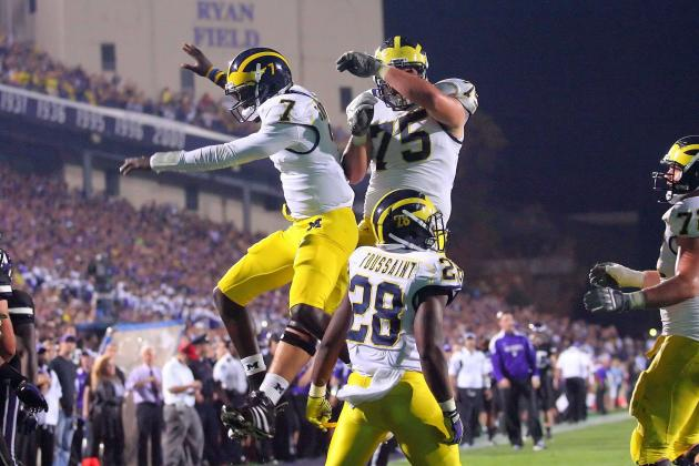 Michigan Football: Wolverines Will Slow Wildcats Rushing Attack in B1G Win