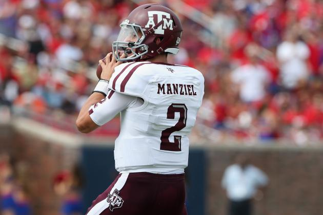Texas A&M vs. Alabama: How Tide Must Plan to Shut Down Aggie QB Johnny Manziel