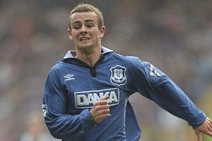 Ex-City, Everton Striker Branch Jailed for Seven Years