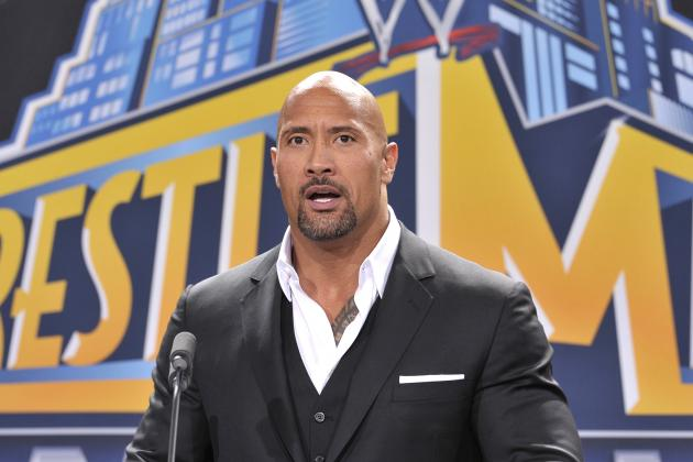 Big Update on WWE's Plans for the Rock in 2013