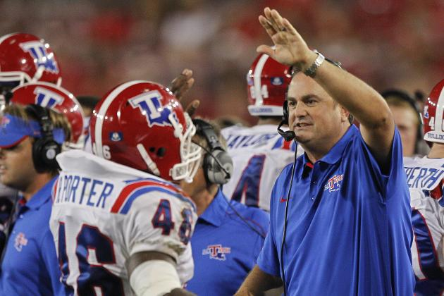 Louisiana Tech and Up-Tempo Offense: Change Football Can Believe in