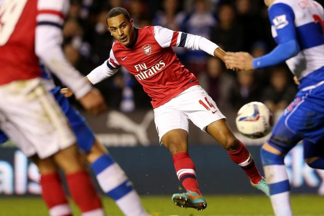 Theo Walcott: Why Arsenal's Marginalised Man Could Be Their Secret Weapon