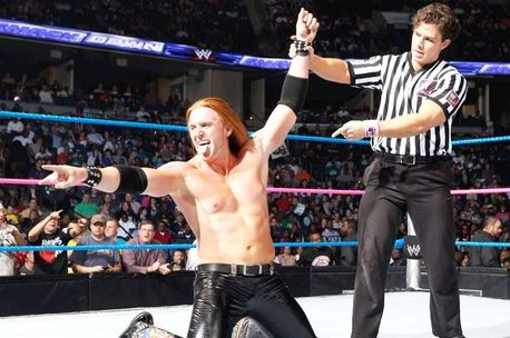 WWE Superstar: Is Heath Slater En Route to Reaching His True Potential?