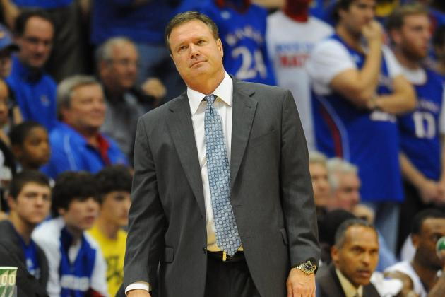Bill Self: Rotation Starting to Come Clear
