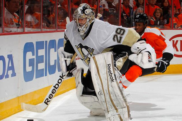 Goalies Take Lockout Hit, Says Penguins' Fleury